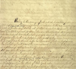 joseph smith history_manuscript