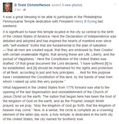d_todd_christofferson_facebook